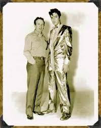 elvis and nudie