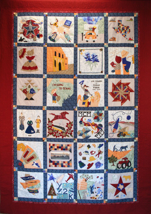 Luling quilt