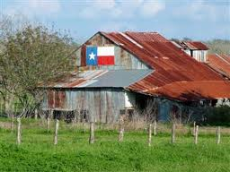 Texas barn