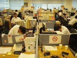 cubicle death