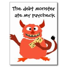 debt monster