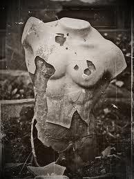 broken body