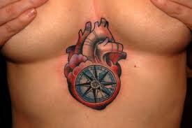 compass heart