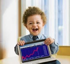 kids and stocks