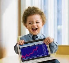kids and stocks