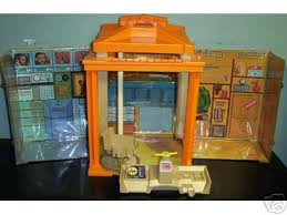 GI JOe command center