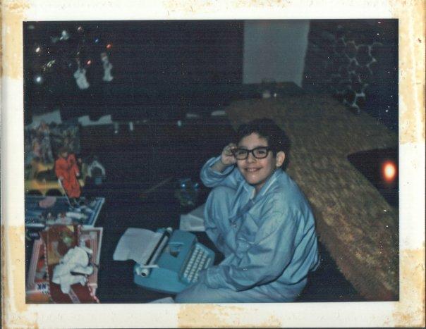 Rosso typewriter