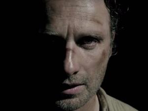 Rick Grimes dark